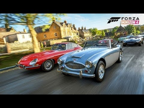 Forza Horizon 4 | All 456 Confirmed Leaked Vehicles At Launch!