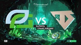 Optic vs Serenity, The International 2018, game 2