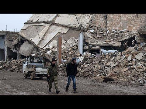 «Ο Άσαντ παραβιάζει την εκεχειρία», καταγγέλλουν Σύροι αντάρτες
