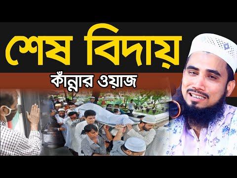 শেষ বিদায় ! গোলাম রব্বানীর কাঁন্নার ওয়াজ Golam Rabbani Bangla Waz 2020 Insap Video Bogra