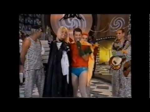 Mamonas Assassinas - Xuxa Hits (1ª participação - 26/09/1995)