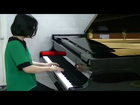 GRIEG Waltz in E minor (no.7) - ABRSM piano Grade 5
