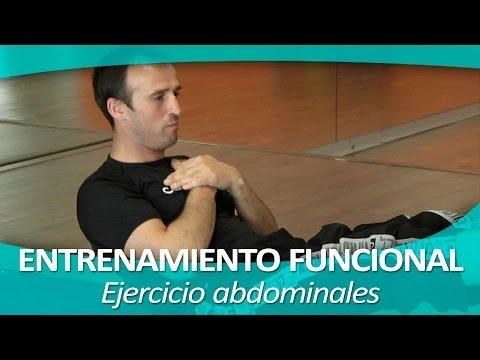 ENTRENAMIENTO FUNCIONAL 10. Ejercicio abdominales