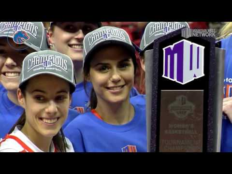 Mountain West Champs! (видео)
