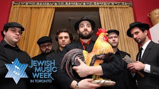 A Raw Skype Chat With Daniel Kahn About Jewish Music Week 2019, Klezmer and Fascism