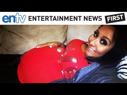 Pregnant Snooki and Sexy