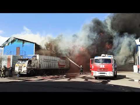 Пожарный со стальными нервами