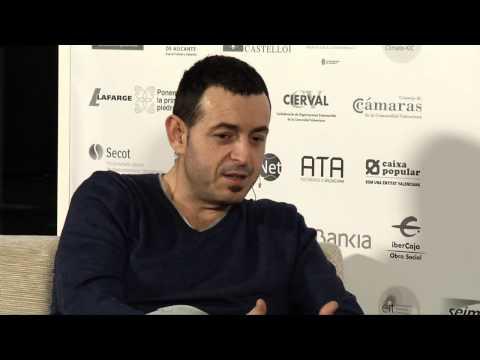 Entrevista a Ricard Camarena en el #DPECV2014