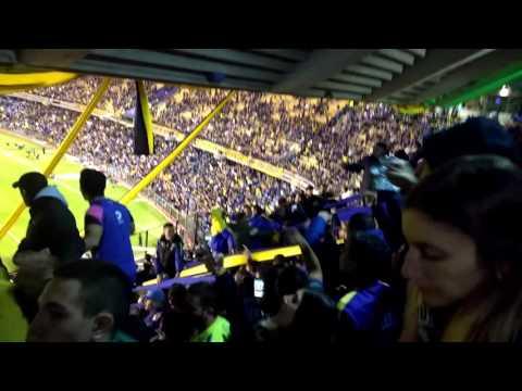 Boca 1 - Nacional 1 (4 - 3) / Post Partido - La 12 - Boca Juniors