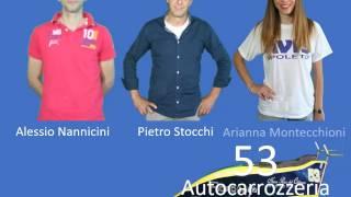#vaporetti2017 Equipaggio N°53 Carrozzeria Mattioli