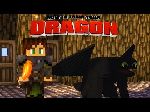 Minecraft – HOW TO TRAIN YOUR DRAGON 2 – [17] 'New Dragon Names!'