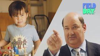 Super Kids Epic Showdown | Action Movie Kid Has A Field Day