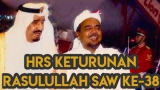 Video Terbongkar HOAX Penetapan Rizieq Shihab Sebagai Keturuan Nabi Muhammad Ke-38! MP3, 3GP, MP4, WEBM, AVI, FLV Mei 2019