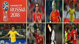 Video List of Unsaved Star Players at the World Cup 2018 MP3, 3GP, MP4, WEBM, AVI, FLV Desember 2017