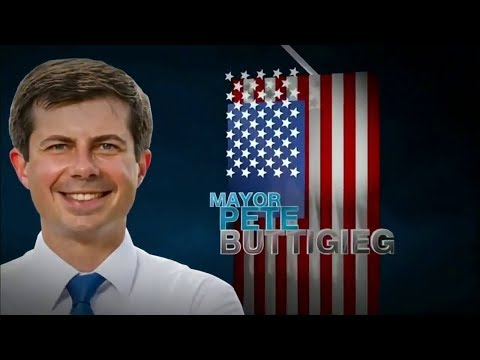 Pete Buttigieg Democratic Primary Town Hall - March 10 2019 on CNN