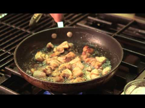 How To Make Chicken Alfredo With Cream Of Chicken : Fettuccine Recipes