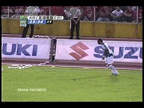 El colombiano Frank Pacheco