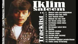 Download Video Saleem/Iklim - Hits Lagu Malaysia Pilihan Terbaik | Slow Rock Malaysia Populer MP3 3GP MP4