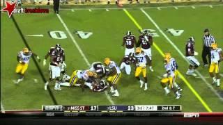Lamin Barrow vs Mississippi State (2012)
