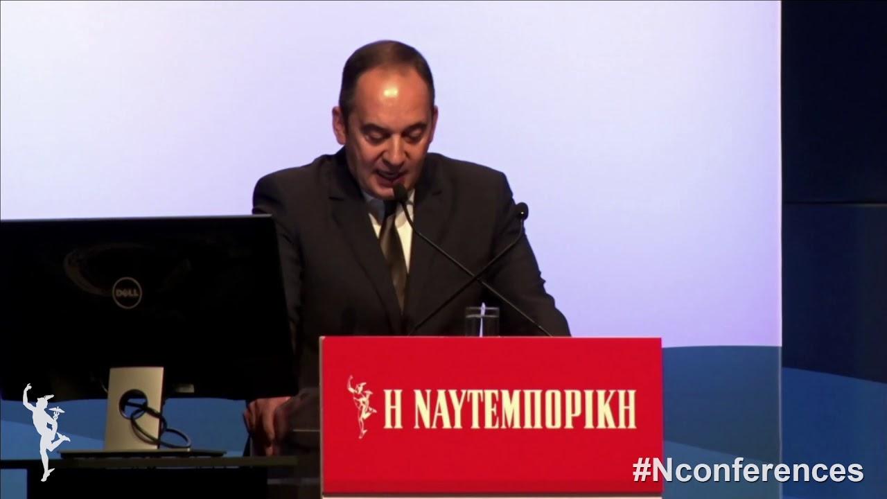Ιωάννης Πλακιωτάκης, Βουλευτής Λασιθίου & Τομεάρχης Ναυτιλίας τ. Πρόεδρος Νέας Δημοκρατίας