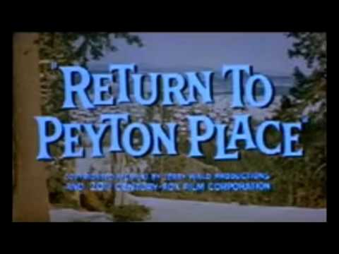 Return To Peyton Place: Opening