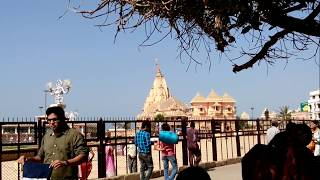 This is The One of Jyortirlinga Temple at SOMNATH in Gujarat,India