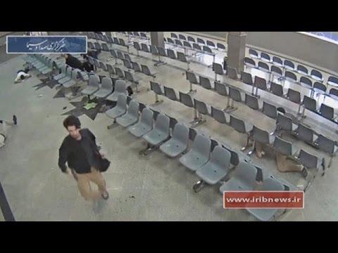 Ιράν: Σκληρές εικόνες από τη στιγμή της επίθεσης μέσα στο κοινβούλιο