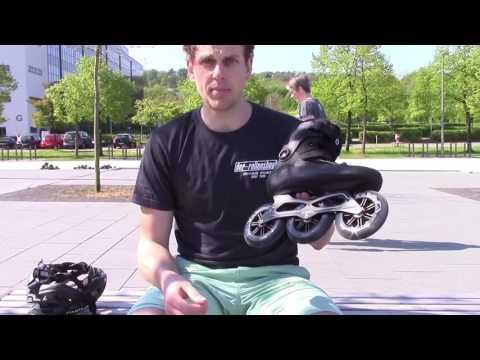 Inline Skate Test Powerslide Swell 125mm by der-rollenshop.de