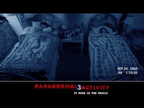 Paranormal Activity 3 (2011) Movie Review by JWU