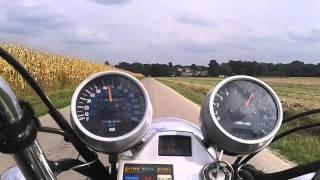 3. Kawasaki Vulcan 750 acceleration