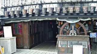 "Video ""HMS Victory"", Admiral Horatio Nelsons Flagship, ""Portsmouth Historic Dockyard."" England MP3, 3GP, MP4, WEBM, AVI, FLV Juli 2018"