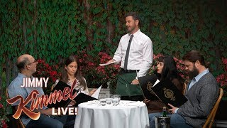 Video Jimmy Kimmel Demonstrates Why Denying Gay Couples Wedding Cakes is Wrong MP3, 3GP, MP4, WEBM, AVI, FLV April 2018