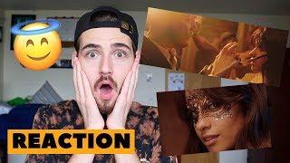 Beautiful - Bazzi feat. Camila Cabello (Music Video) | REACTION