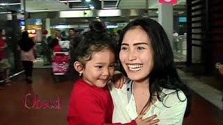 Video 12 Hari Berpisah, Ayu Ting Ting Jemput Bilqis Pulang dari Eropa - Obsesi 10/04 MP3, 3GP, MP4, WEBM, AVI, FLV November 2018