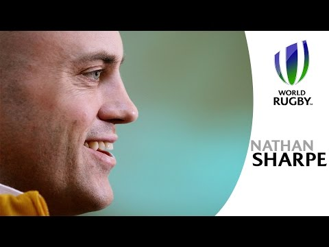 Nathan Sharpe on who will win the World Cup