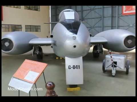 Visita al Museo Nacional de Aeronáutica...