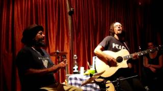 Jason Mraz - Rescue (new song) @  house show 14-09-2011