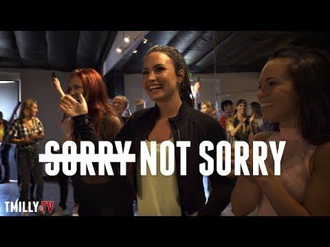 Demi Lovato - Sorry Not Sorry - Choreography b