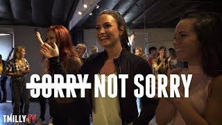 Video Demi Lovato - Sorry Not Sorry - Choreography by Jojo Gomez - #TMillyTV #Dance MP3, 3GP, MP4, WEBM, AVI, FLV Maret 2018
