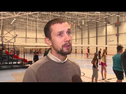 Maltā jauniešiem notiek draudzības volejbola sacensības