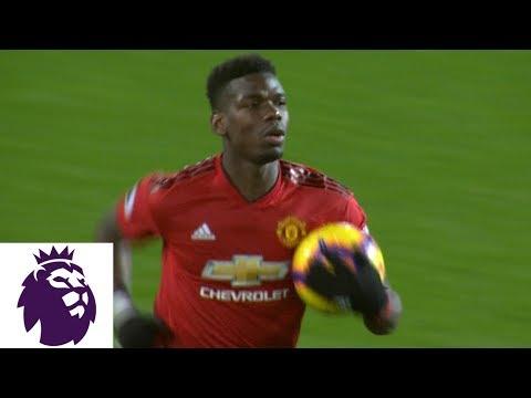 Video: Paul Pogba's penalty kick gives Man United life v. Burnley | Premier League | NBC Sports