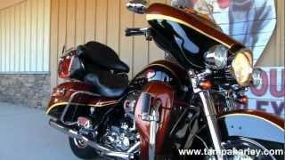 8. Used 2008 Harley-Davidson FLHTCUSE3 CVO Ultra Classic Electra Glide