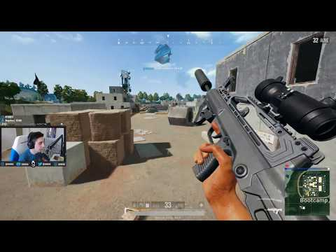 shroud | PUBG SOLO | 23 Kills | M416+Kar98k | July 16