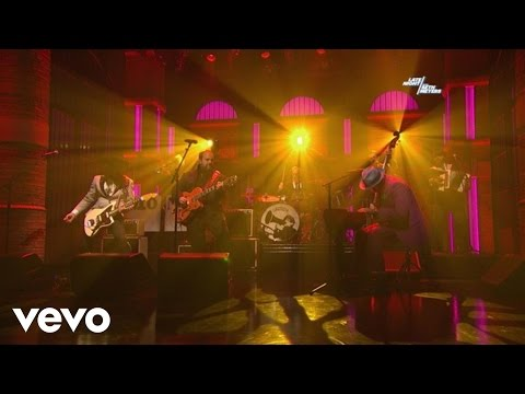 The Mavericks - All Night Long (Late Night With Seth Meyers Performance)