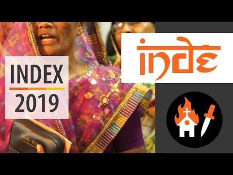 Persécution des chrétiens :INDEX 2019 : L'Inde