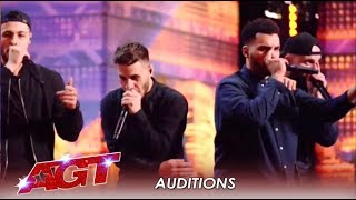 Video Berywam: French Acapella Group and World Beatboxing Champions SLAY! | America's Got Talent 2019 MP3, 3GP, MP4, WEBM, AVI, FLV Juni 2019