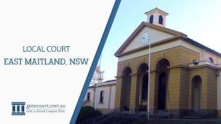 East Maitland Australia  city photos : East Maitland Local Court | Go To Court Lawyers I East Maitland, NSW