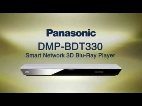 Panasonic DMP-BDT330 Blu-ray Disc Player - Trailer