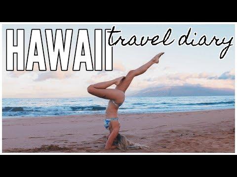 Hawaii   TRAVEL DIARY   Trippin With Tarte