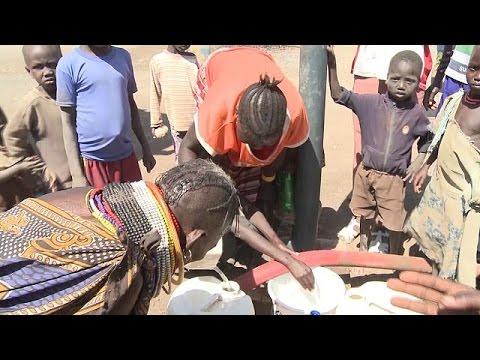 Κένυα: Πρόσφυγες καλλιεργούν την τροφή τους σε πρότυπο καταυλισμό